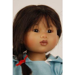 Schildkrot Wichtel Asian Doll Kimiko Muller 30cm 2019 alternate image