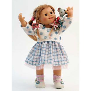 Schildkrot Wichtel Doll Fiona Muller 2021, 30cm