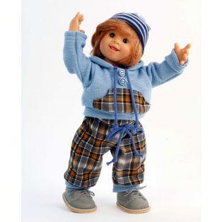 Schildkrot Wichtel Boy Doll Barry Muller 2021 30cm