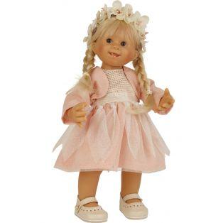 Schildkrot Wichtel Doll Fiona Muller 30cm