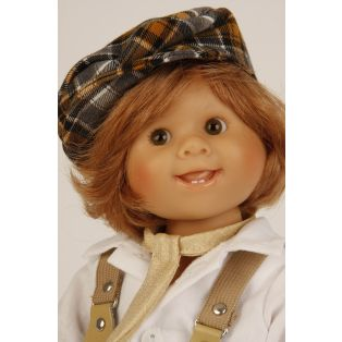 Schildkrot Wichtel Boy Doll Barry Muller 30cm alternate image