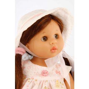 Schildkrot Wichtel Doll Brunette Lotta Muller 30cm alternate image