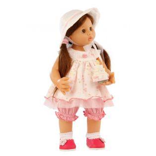 Schildkrot Wichtel Doll Brunette Lotta Muller 30cm