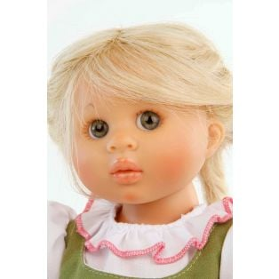 Schildkrot Wichtel Doll Blonde Lotta Muller 30cm alternate image