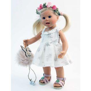 Schildkrot Wichtel Doll Emma Muller In Dress 2021, 30cm