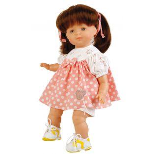 Schildkrot Strampelchen 2020 Baby Doll Pink Dress 37cm
