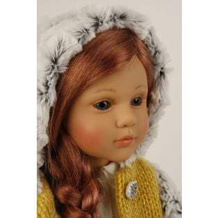 Schildkrot Isi Legler Redhead Doll With 50cm  alternate image
