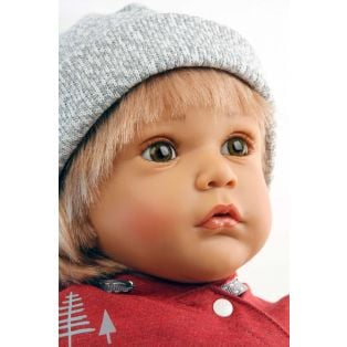 Schildkrot Aaron Legler Toddler Boy Doll 60cm  alternate image