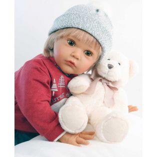 Schildkrot Aaron Legler Toddler Boy Doll 60cm