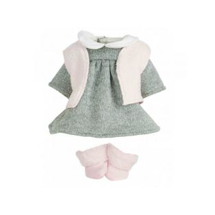 Petitcollin Lea Clothing Set to fit Petit Calin, Calinette and Caline 28cm Dolls