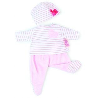 Petitcollin Bedtime Clothing Set to fit Petit Calin, Calinette and Caline 28cm Dolls