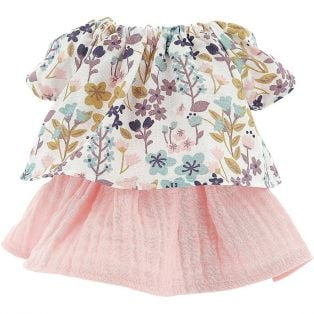 Petitcollin Ally Clothing Set to fit Petit Calin, Calinette and Caline 28cm Dolls