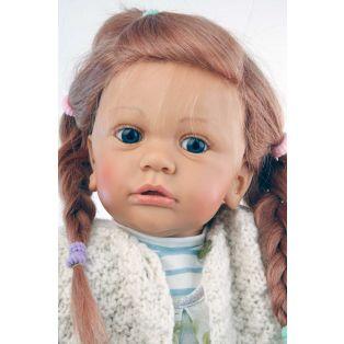 Schildkrot Greta Legler Toddler Doll 60cm