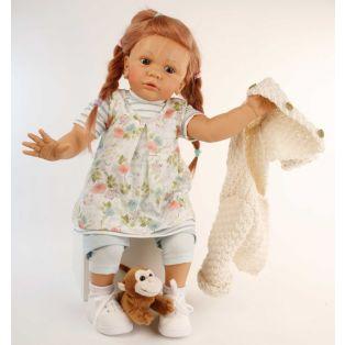 Schildkrot Greta Legler Toddler Doll 60cm  alternate image