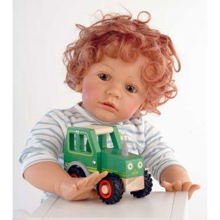 Schildkrot Louis Legler Toddler Boy Doll 60cm  alternate image