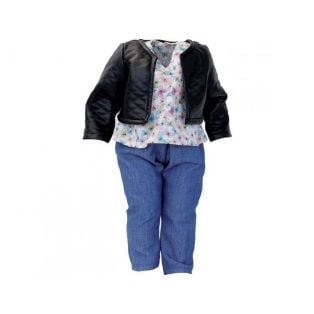Petitcollin Marie Francoise, Francette Saxe Clothes 40cm