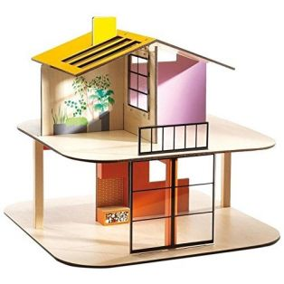 Djeco Dolls' House - Colour House alternate image