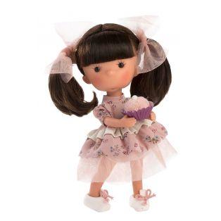 Llorens Miss Mini Sara Pots Articulated Doll 26cm