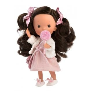 Llorens Miss Mini Dana Star Articulated Doll 26cm