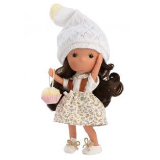 Llorens Miss Mini Lucy Moon Articulated Doll 26cm