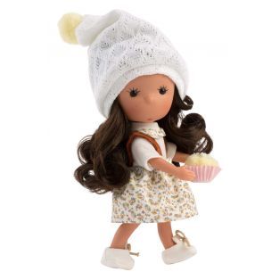 Llorens Miss Mini Lucy Moon Articulated Doll 26cm  alternate image