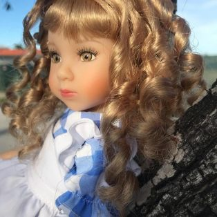 Maru & Friends Mini Pal Mary Has A Little Lamb Doll 33cm