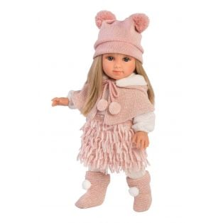 Llorens Elena 35cm Toddler Doll Blonde Hair