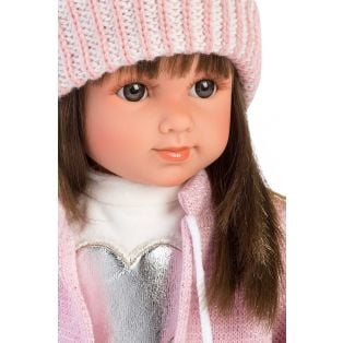 Llorens Sara 35cm Toddler Doll Brown Hair alternate image