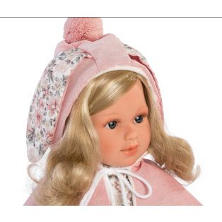 Llorens Lucia Blonde Wavy Hair Doll 40cm alternate image