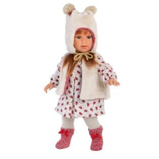 Llorens Martina Red Hair Doll 40cm alternate image