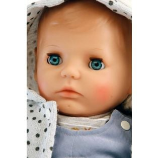 Schildkrot Peterle Sleepy Eye Large Baby Boy Doll 52cm alternate image