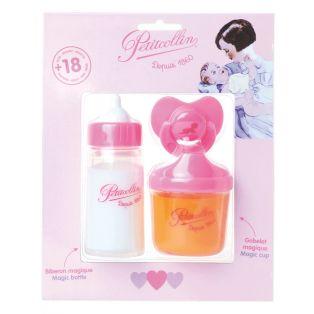 Petitcollin Set of Magic Bottle, Juice & Dummy alternate image