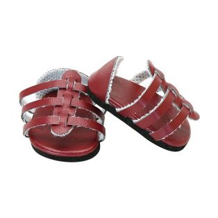 Petitcollin Sandals to fit Petit Calin and Minette 28cm Dolls