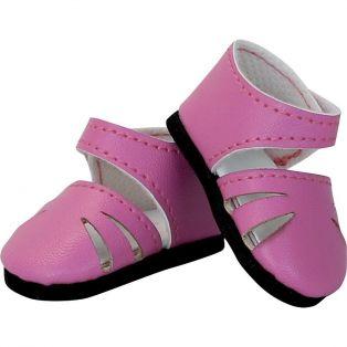 Petitcollin Minouche Pink Sandal Shoes