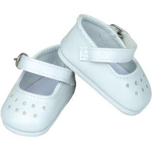 Petitcollin White Shoes Finouche, Francette Size 39 - 48cm