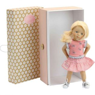 Petitcollin Minouche Luna 34cm Doll