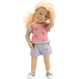 Petitcollin Minouche Luna 34cm Doll alternate image