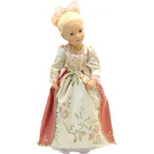 Petitcollin Starlette La Reine Doll 44cm