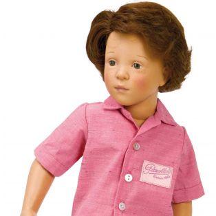 Petitcollin Finouche Pierre 48cm Doll