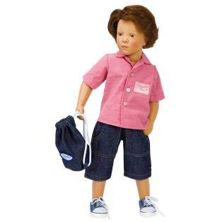 Petitcollin Finouche Pierre 48cm Doll alternate image