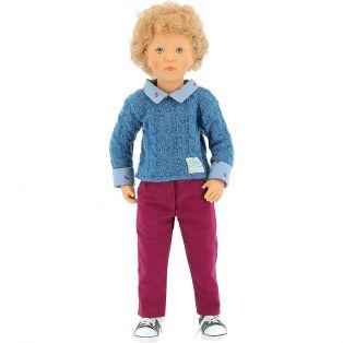 Petitcollin Finouche Noam Boy Doll 48cm