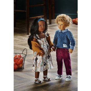 Petitcollin Finouche Noam Boy Doll 48cm  alternate image