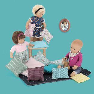 Petitcollin Minette Romane Baby Doll 27cm alternate image