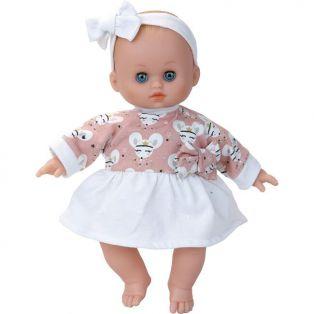 Petitcollin Petit Calin Maya White Baby Doll 28cm / 11