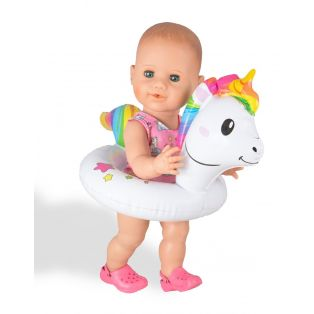 Heless Unicorn Swiming Set 'Henri' 35-45cm alternate image