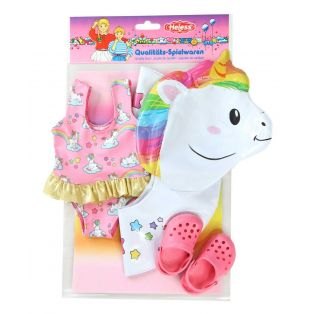 Heless Unicorn Swiming Set 'Henri' 35-45cm