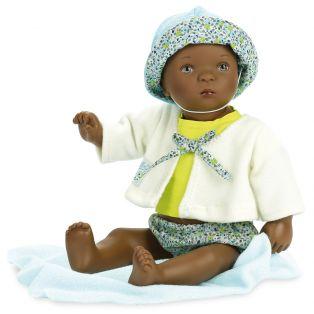 Petitcollin Bibichou Teddy Baby Doll 35cm alternate image