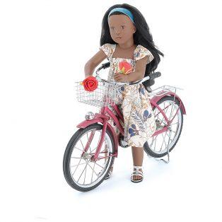 Petitcollin Finouche Candice Black Doll 48cm alternate image