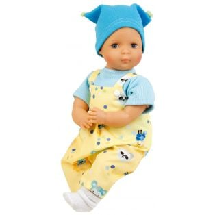 Schildkrot Schlenkerle Baby Doll In Yellow 37cm