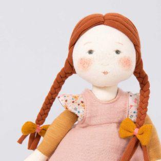 Moulin Roty Fleur Rag Doll Les Rosalies, 31cm  alternate image
